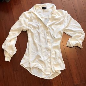 White limited blouse